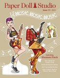 OPDAG - Paper Doll Studio Issue 111 - Music