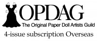 OPDAG Subscription - Overseas