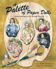 A Palette of Paper Dolls