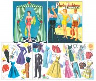 Photo Fashions Paper Dolls
