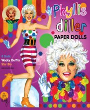Phyllis Diller Paper Dolls