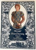 Prince Charming Paper Doll - Peck-Gandre 1987 - ONE ONLY