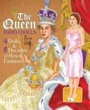 The Queen - Queen Elizabeth II Paper Dolls