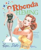 Rhonda Fleming Paper Dolls by Norma Lu Meehan