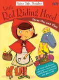 Little Red Riding Hood Paper Doll Playset