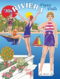 '30s Riviera Paper Dolls by David Wolfe
