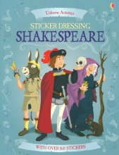 Shakespeare Sticker Paper Doll