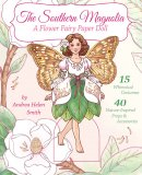 The Southern Magnolia Flower Fairy Paper Doll