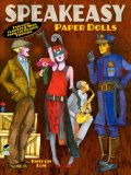 Speakeasy Paper Dolls