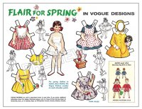 Spring Vogue Patterns