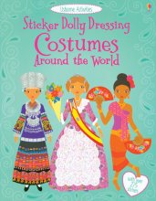 Costumes Around the World Sticker Dolly Dressing