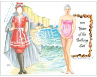 100 Years of the Bathing Suit by Sandra Vanderpool