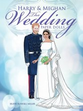 The Wedding Paper Dolls - Harry and Meghan