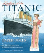 Ladies of the Titanic Paper Dolls