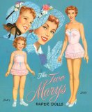 The Two Marys Paper Dolls