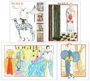 Vogue Covers Paper Doll by Sandra Vanderpool