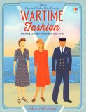 Wartime Fashion Sticker Paper Doll