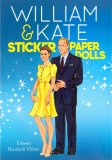 William & Kate Sticker Paper Dolls