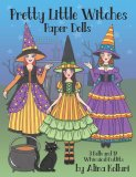 Pretty Little Witches Paper Dolls