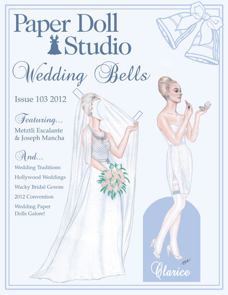 OPDAG - Paper Doll Studio Magazine issue 103 - Click Image to Close