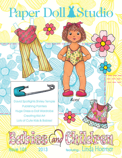 OPDAG - Paper Doll Studio issue 105