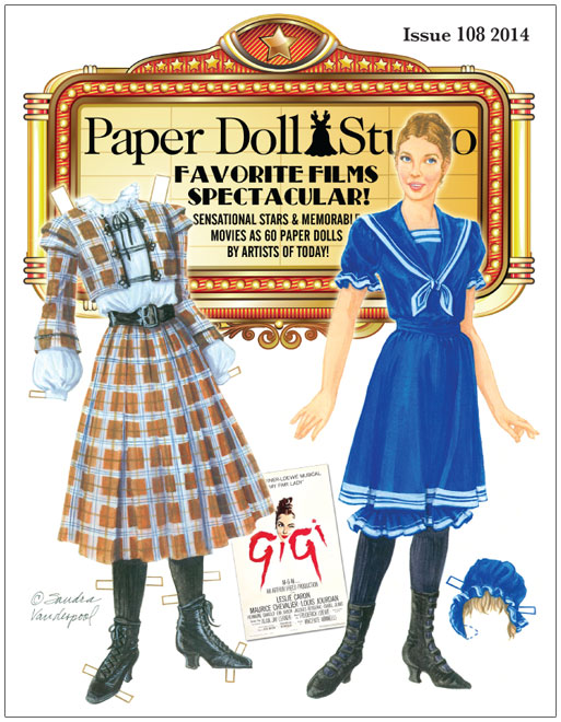 OPDAG - Paper Doll Studio issue 108