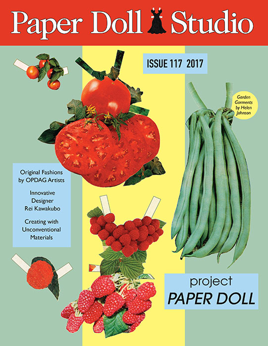 OPDAG - Paper Doll Studio Magazine Issue 117