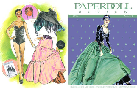 Paperdoll Review Magazine Issue 44