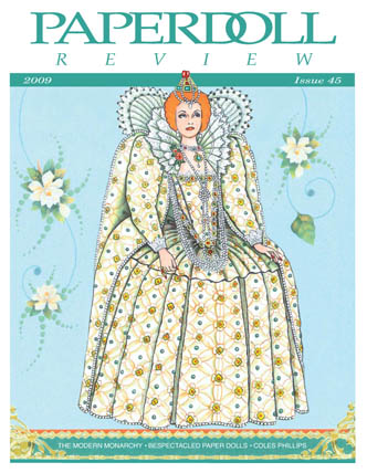 Paperdoll Review Magazine Issue 45
