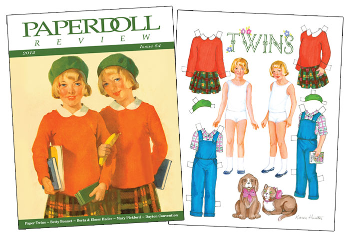 Paperdoll Review Magazine Issue 54 - Click Image to Close
