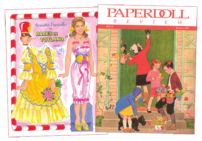 Paperdoll Review Magazine Issue 56
