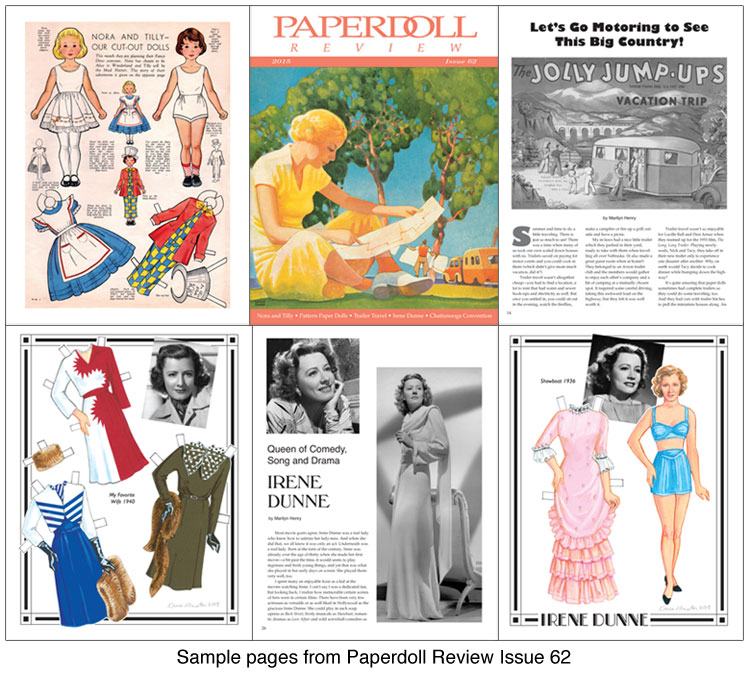 Paperdoll Review Magazine Issue 62