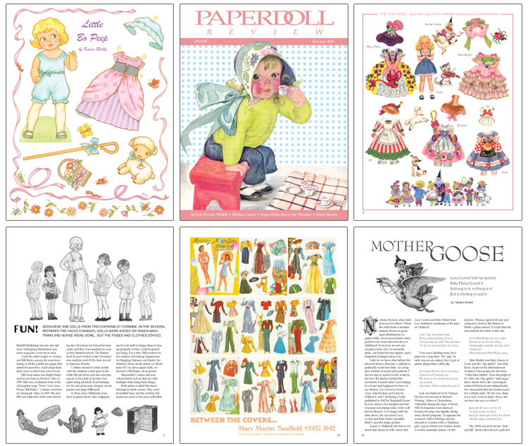 Paperdoll Review Magazine Issue 63
