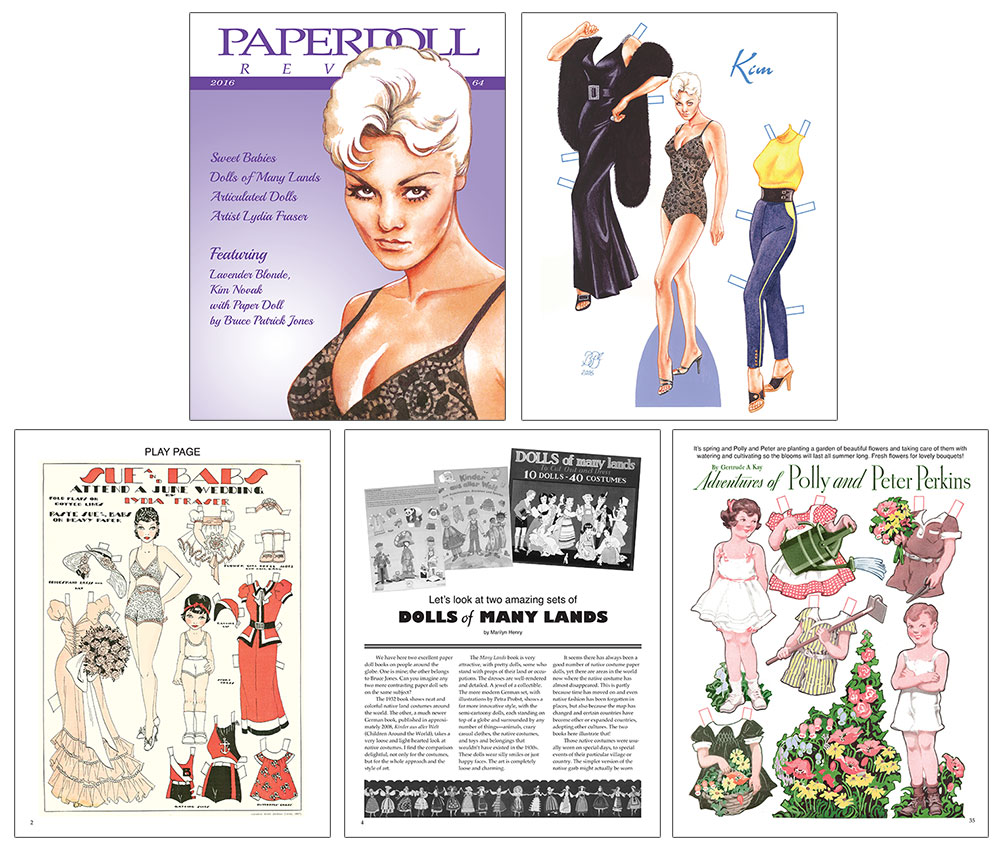 Paperdoll Review Magazine Issue 64