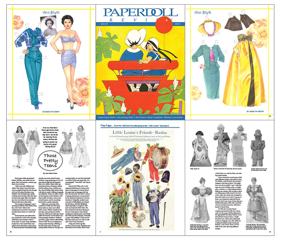 Paperdoll Review Magazine Issue 65