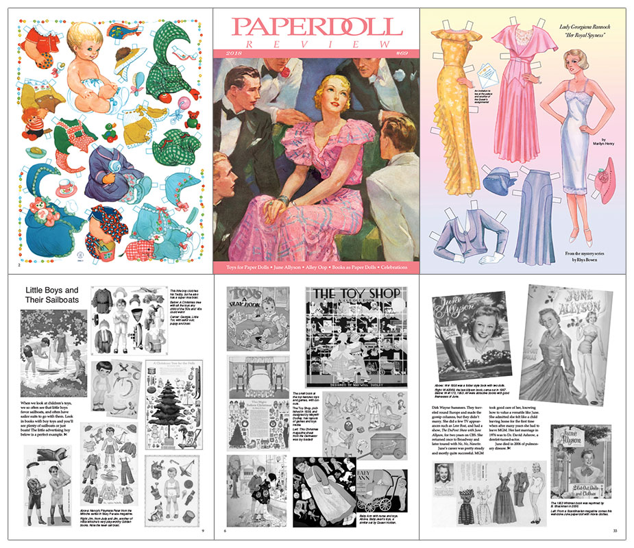 Paperdoll Review Magazine Issue 69
