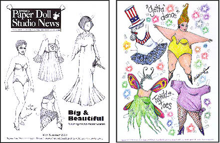 OPDAG - Paper Doll Studio Magazine issue 75