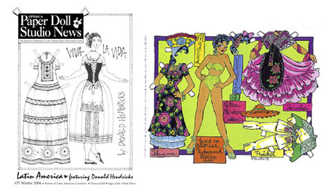 OPDAG - Paper Doll Studio Magazine issue 77