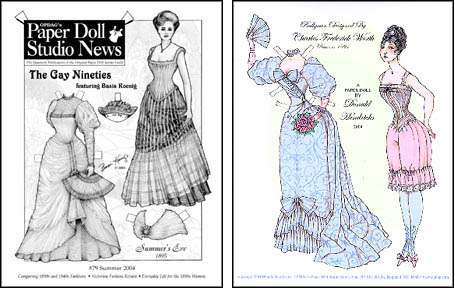 OPDAG - Paper Doll Studio Magazine issue 79
