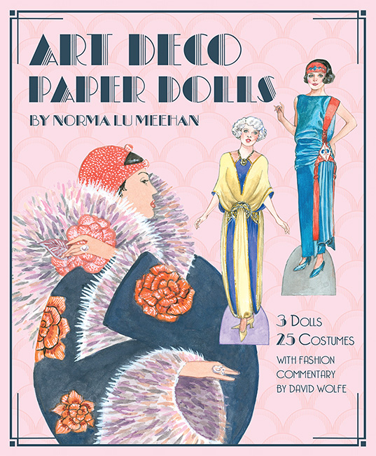 Art Deco Paper Dolls