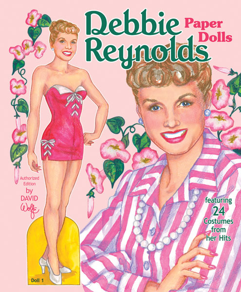 Debbie Reynolds Featuring 24 Costumes from Her Hits