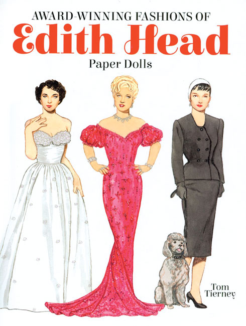 Edith Head Paper Dolls