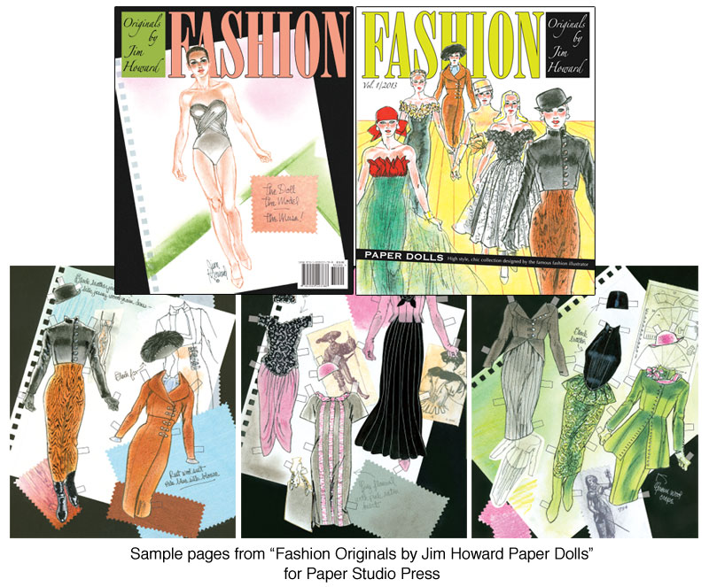 Fashion Originals by Jim Howard, Vol. 1