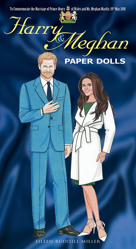 Harry & Meghan Paper Dolls