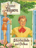 June Allyson Paper Doll - 5 books left!