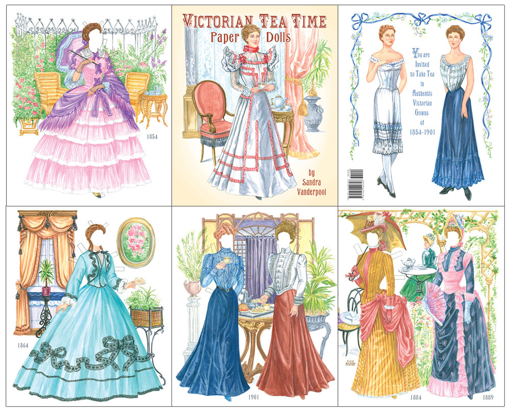 Victorian Tea Time - Scratch-n-Dent sale