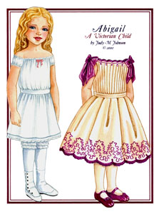 Abigail, A Victorian Child