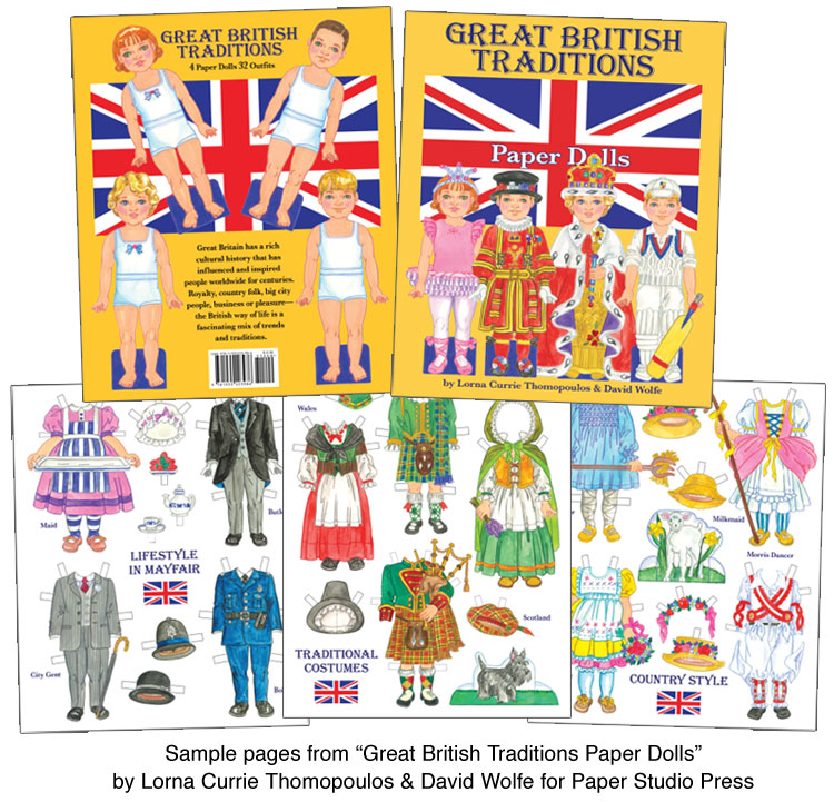 Great British Traditions - Scratch n dent sale!