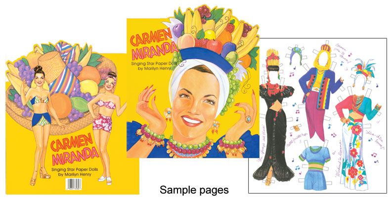 Carmen Miranda - Just 3 copies available!