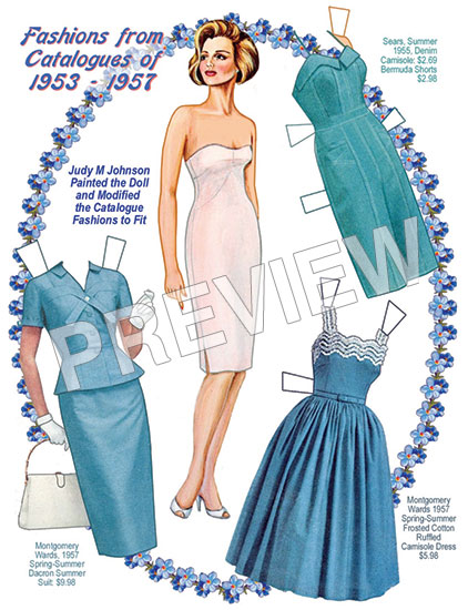 Catalog Fashions of the 50s
